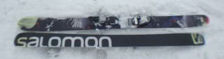 【試乗レポ】SALOMON ROCKER2 108 [2013-2014]